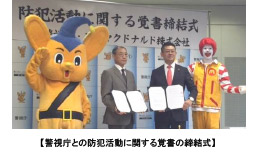Welcome to McDonald's Holdings Japan
